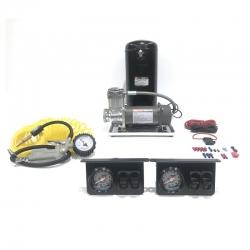 4х-контурная система управления пневмоподвеской 415PS